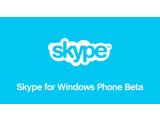 Bild: Microsoft hat Skype für Windows Phone als Beta angekündigt.