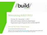 Bild: Microsofts Enticklerkonferenz BUILD findet Ende Oktober statt.