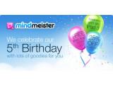Bild: MindMeister wird fünf Jahre alt und ist kurzzeitig kostenlos erhältlich.