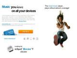 Bild: Der Musikstreaming-Dienst mSpot steht künftig nur noch auf Samsung-Geräten zur Verfügung.