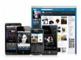 Bild: Der Musikstreaming-Dienst Rdio ist stationär via Desktop, aber auch mit mobilen Endgeräten empfangbar.