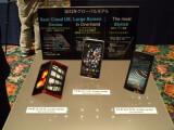 Bild: NEC Casio präsentierte die neuen Modelle auf einer Pressekonferenz in Japan.
