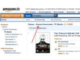 Bild: Netzwelt nimmt den neuen Amazon Web Store unter die Lupe.