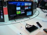 Bild: Netzwelt hat Sonys Google TV-Player auf der IFA getestet.