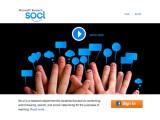 Bild: Netzwelt zeigt, welche Funktionen das neue Netzwerk So.cl bietet.