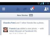 Bild: Die neue Facebook-App soll zweimal schneller sein als der Vorgänger.