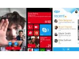 Bild: Die neue Skype-Vorabversion in all ihren Facetten.