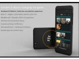 Bild: Ein neues Bild des BlackBerry London ist aufgetaucht.
