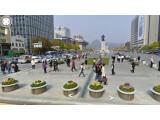 Bild: Neues Street View-Bildmaterial für die beiden größten Städte in Südkorea, Seoul und Busan.