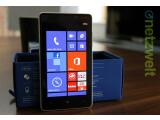 Bild: Das Nokia Lumia 820 ist in der netzwelt-Redaktion eingetroffen.