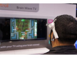 Bild: Nur durch die Kraft der Gedanken und ganz ohne Uri: Brainwave auf der CES