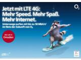 Bild: O2 bietet ab Anfang Juli LTE 4G an - zunächst in Nürnberg und Dresden.