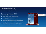 Bild: O2 bietet ab September das Galaxy S3 auch in rot an.