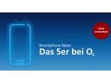 Bild: O2 lässt keinen Zweifel daran, welches Smartphone man sich hier vormerken lassen kann.