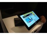 Bild: Wird offenbar mindestens 599 US-Dollar kosten: Asus Vivo Tab RT auf der IFA in Berlin