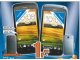 Bild: Ohne Vertrag kostet das HTC One S bei Saturn rund 490 Euro.