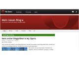 Bild: Opera bietet jedem Nutzer eine Plattform, auf der er kostenlos Bloggen kann.