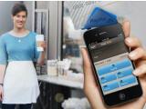 Bild: PayPal Here ermöglicht mobiles Zahlen mit Kreditkarte und Smartphone.