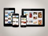 Bild: Pinterest ist nun auch als App für iOS und Android verfügbar.