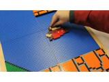 Bild: Jeder Pixel ergibt einen Lego-Stein.