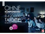 Bild: Dieses Plakat und fünf weitere Motive werden demnächst in deutschen Städten zu sehen sein.