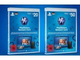 Bild: Die PlayStation Network Card ermöglicht das Bezahlen ohne Kreditkarte im PlayStation Network.