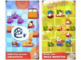 Bild: Die Pudding Monsters sind los - zumindest schon in iOS.