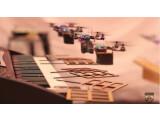 Bild: Quadrocopter spielen in dem Video der University of Pennsylvania die James Bond Titelmusik.