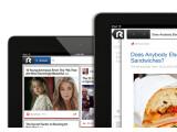 Bild: Vom RockMelt Browser gibt es jetzt auch eine iPad-Version