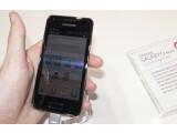 Bild: Das Samsung Galaxy S Advance ist ab sofort verfügbar.