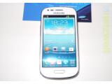Bild: Das Samsung Galaxy S3 Mini feiert in Frankfurt am Main seine Weltpremiere.