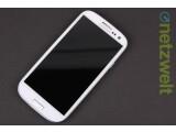 Bild: Auch in das Samsung Galaxy S3 ist die NFC-Technologie integriert.