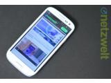 Bild: Das Samsung Galaxy S3 ist wie viele Samsung-Smartphones von der Sicherheitslücke betroffen.