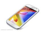 Bild: Samsung präsentiert das 5-Zoll-Smartphone Galaxy Grand.