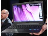 Bild: Samsung präsentiert mit der Series 5 Ultra ein ungewöhnliches Ultrabook.