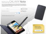Bild: Samsung verschenkt für das Galaxy Note Flip Cover.