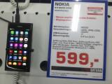 Bild: Saturn führt aktuell in seinen Märkten das Nokia N9.