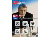 Bild: Schicke Startoberfläche: App TV Movie