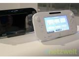 Bild: Die schwarze und weiße Nintendo Wii U entscheiden sich stark voneinander.