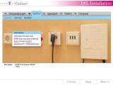Bild: Auf den Seiten der Provider gibt es Anleitungen zur DSL-Einrichtung, wie hier bei der Telekom.