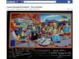"""Bild: Simpsons-Schöpfer Matt Groening unterzeichnete 2007 diese Plakette mit: """"Für Springfield, Oregon ... das wahre Springfield"""""""