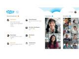 Bild: Skype erscheint pünktlich zum Windows 8-Release. Dabei kommt es in einem neuen Gewand.