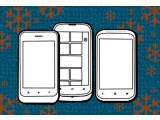 Bild: Smartphones zum Fest! - Netzwelt präsentiert passend zu Weihnachten eine Auswahl empfehlenswerter Smartphones bis 200 Euro.