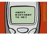 Bild: Die SMS feiert ihren 20sten Geburtstag. Netzwelt gratuliert.