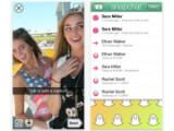 Bild: Snapchat ist ein auf Fotos basierender Kurznachrichtendienst.