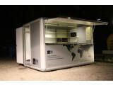 Bild: Die Solarkioske sollen für ein nachhaltiges Geschäftsmodell in den entlegensten Regionen der Welt sorgen.