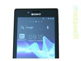 Bild: Das Sony Xperia J richtet sich an Einsteiger und kann im Test mit Design und Sprachqualität punkten.