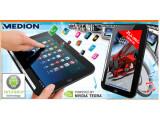 Bild: Sowohl bei Aldi Süd als auch Aldi Nord gibt es ab dem 29. März das neue Medion-Tablet zu kaufen.