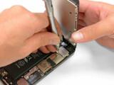 Bild: Die Spezilaisten von iFixit.com attestieren dem iPhone 5 gute Noten bei der Zugänglichkeit.