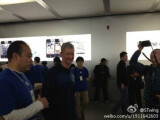 Bild: Tim Cook besucht derzeit China.